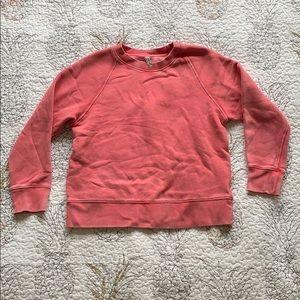 Free People Intimately | Cropped Sweatshirt